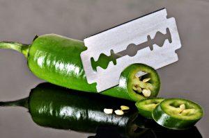 tratamiento autolesion cuchilla