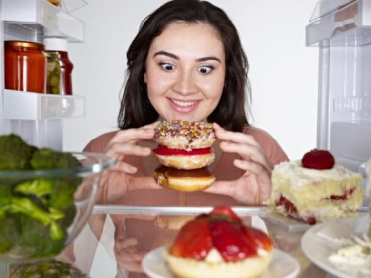 Control ansia de comer cuarentena