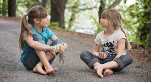 Los niños y las mentiras