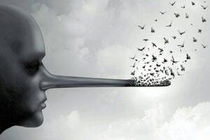 La mentira compulsiva
